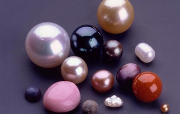 Pearl Galaxy Beads
